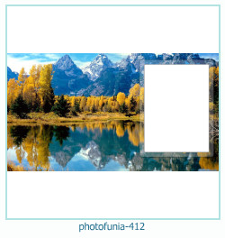 PhotoFunia Photo frame 412