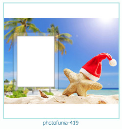 PhotoFunia Photo frame 419
