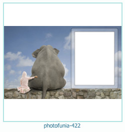 PhotoFunia Photo frame 422