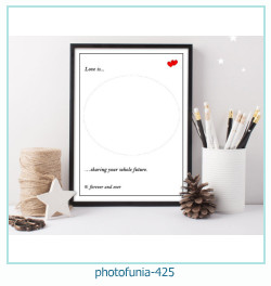 PhotoFunia Photo frame 425