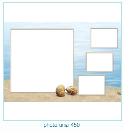 photofunia Photo frame 450