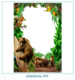 PhotoFunia Photo frame 454