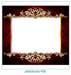 PhotoFunia Photo frame 458
