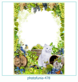 PhotoFunia Photo frame 478