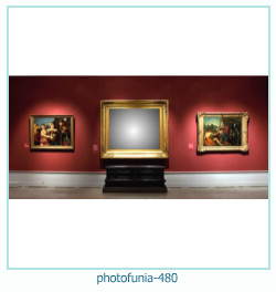 PhotoFunia Photo frame 480