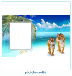 PhotoFunia Photo frame 492