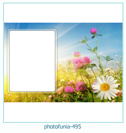PhotoFunia Photo frame 495