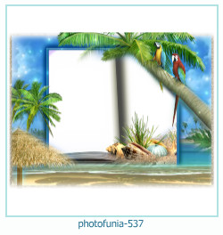 PhotoFunia Photo frame 537
