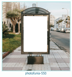 photofunia Photo frame 550