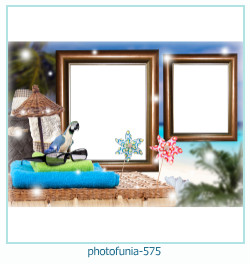 PhotoFunia Photo frame 575