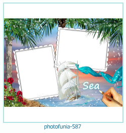 PhotoFunia Photo frame 587