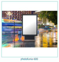 photofunia Photo frame 600