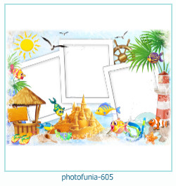 PhotoFunia Photo frame 605