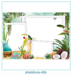 PhotoFunia Photo frame 606
