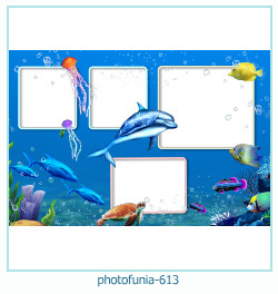 PhotoFunia Photo frame 613