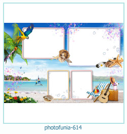 PhotoFunia Photo frame 614