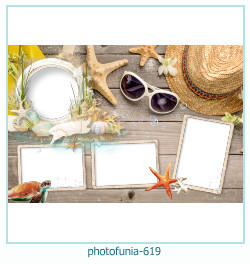 PhotoFunia Photo frame 619