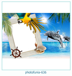 PhotoFunia Photo frame 636