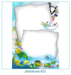 PhotoFunia Photo frame 653