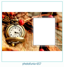 PhotoFunia Photo frame 657