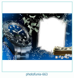 PhotoFunia Photo frame 663