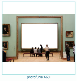 PhotoFunia Photo frame 668