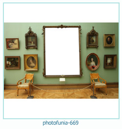 PhotoFunia Photo frame 669