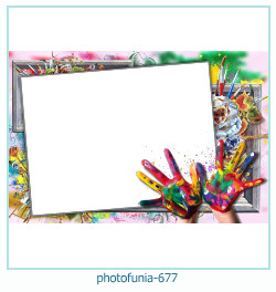 PhotoFunia Photo frame 677
