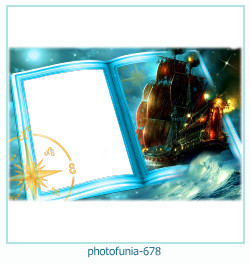 PhotoFunia Photo frame 678
