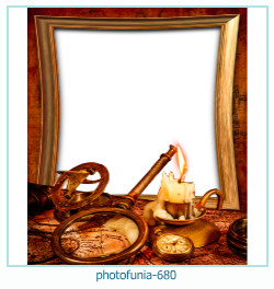 PhotoFunia Photo frame 680