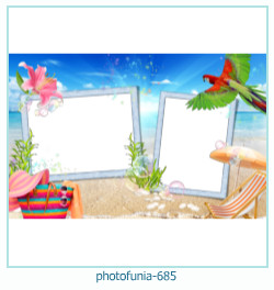 PhotoFunia Photo frame 685