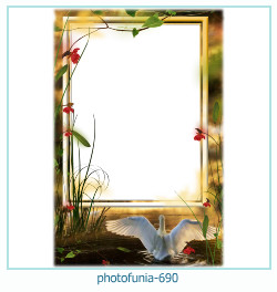 PhotoFunia Photo frame 690