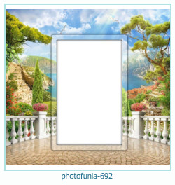PhotoFunia Photo frame 692