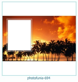 PhotoFunia Photo frame 694