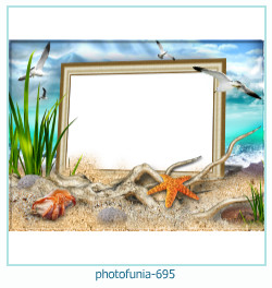 PhotoFunia Photo frame 695