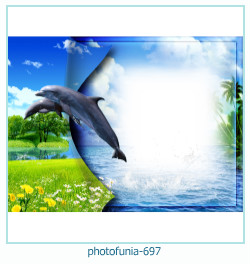 PhotoFunia Photo frame 697