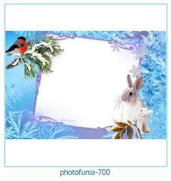 PhotoFunia Photo frame 700