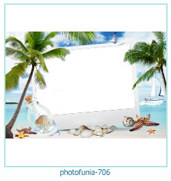 PhotoFunia Photo frame 706