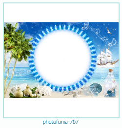 PhotoFunia Photo frame 707