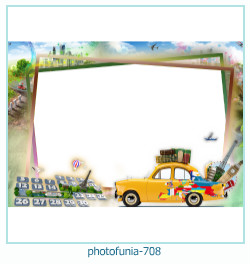 PhotoFunia Photo frame 708