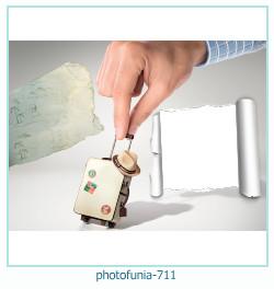 PhotoFunia képkeret 711