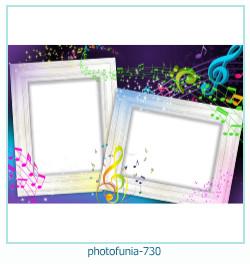 PhotoFunia Photo frame 730