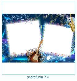 PhotoFunia Photo frame 731