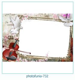 PhotoFunia Photo frame 732