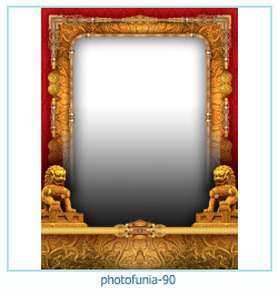photofunia Photo frame 90