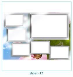 Stilvolle Rahmen 12