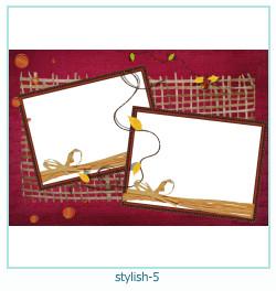 Stilvolle Rahmen 5