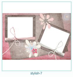 Stilvolle Rahmen 7