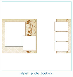Stylish photo book 22