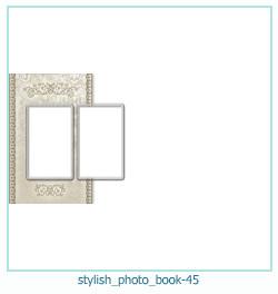 Stilvolle Fotobuch 45